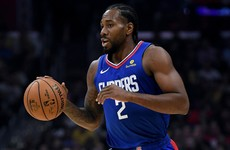 Kawhi's Clippers stay hot against Pelicans as Doncic erupts in Houston