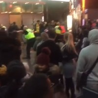 'Worst thing officers have ever seen': Five teens arrested after violence at cinema in Birmingham