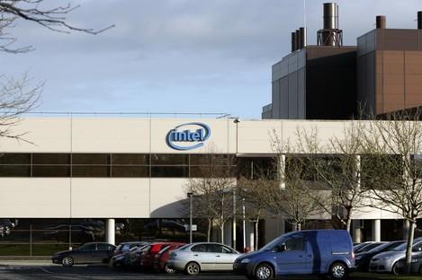 Intel facility in Leixlip.