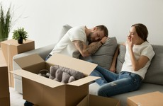 I'm moving house - how can I make unpacking less stressful?