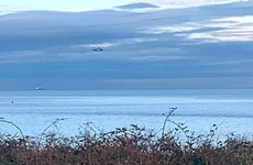 Search continues for pilot after plane disappeared off north coast of Wales