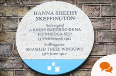 Hanna Sheehy Skeffington: 'The ablest of all the fearless women who worked for Ireland's freedom'