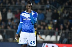 Brescia president Cellino in hot water over 'black' Balotelli comment