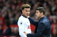 'I would be lying if I say I didn't blame myself' - Alli on Pochettino
