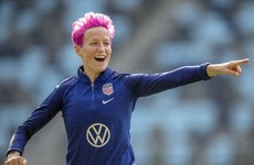 Lyon in talks to buy Megan Rapinoe's Reign FC