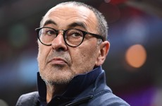 Juventus coach Sarri: I was defined as a 'Taliban' for wanting to play Sarriball