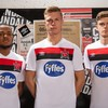 Dundalk's home shirt for 2020 sees a return to Umbro