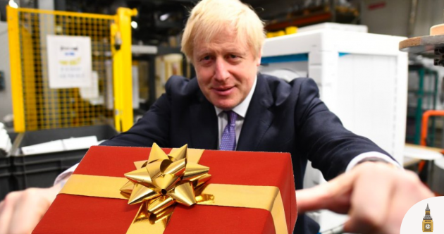 'Tis the season: What promises have the UK parties in store this Christmas election?