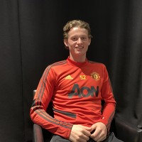 Teenager Taylor included in Man United squad for Astana clash 12 months after cancer treatment