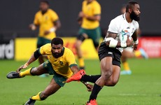 Lam hails signing of 'world class performer' Radradra