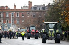 Explainer: Why are farmers protesting outside Leinster House this week?