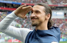 Ibrahimovic becomes part-owner of Swedish club