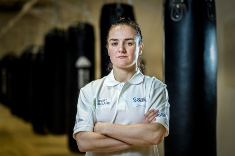 Kellie Harrington was speaking on behalf of SAS, the leader in analytics software and services, and the Sport Ireland Institute. SAS is the Official Analytics Partner of the Sport Ireland Institute.
