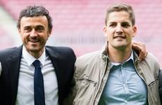 Luis Enrique criticises 'disloyal' ex-assistant Moreno over Spain coaching 'ambition'