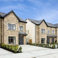 Spacious four-beds in commuter-friendly Meath from €385k