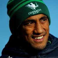 Connacht positive that new Bundee Aki deal is 'getting closer every day'