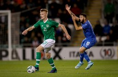 Shamrock Rovers bolster their defence with signing of Ireland U21 international