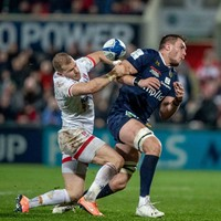 Ulster's Addison receives 4-week suspension for 'reckless contact'
