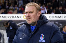 Ireland's potential Euro 2020 play-off final opponents part company with manager Prosinecki