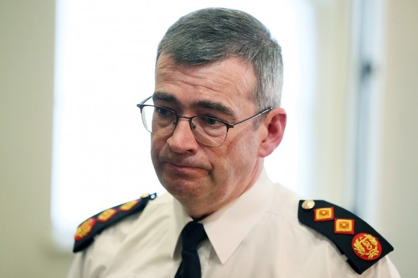 Garda Commissioner concerned about rise in right-wing extremism in Ireland
