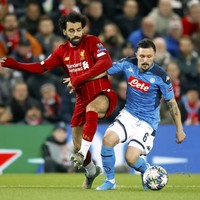 As it happened: Liverpool v Napoli, Champions League