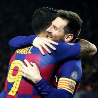 Messi breaks Champions League record in Dortmund win
