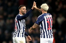West Brom thrash Bristol City to leapfrog Leeds, Forest up to fourth