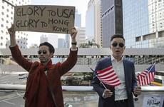 Trump provokes fury from China after signing bill supporting Hong Kong protesters