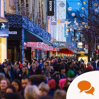 Retail and social media are a match made in heaven, if it's done right