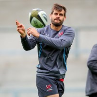 Ludik to win 100th cap as Ulster name team to face Scarlets