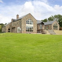 Countryside views from all angles at this light-filled Louth home for €550k