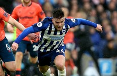 Aaron Connolly returns from injury ahead of Brighton's showdown with Liverpool