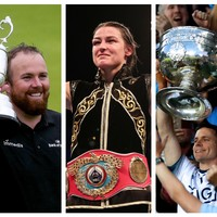 Cluxton, Lowry and Taylor among longlist for 2019 RTÉ Sportsperson of the Year