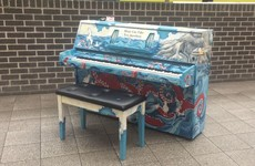 Piano at Pearse Station taken out of service due to 'extensive mindless vandalism'
