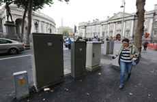 'Mini Stonehenge': Utility boxes used to develop Luas don't need planning permission