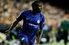 Chelsea's N'Golo Kante accuses former agent of fraud