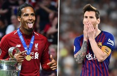 Gerrard insists 'faultless' Van Dijk deserves Ballon d'Or ahead of Messi