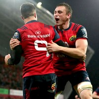 'It makes you realise how special it is what Munster has. It's very hard to replicate'