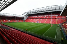 Liverpool announce plans to increase Anfield capacity - and will look into hosting GAA matches there