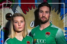 Cork City release new home shirt for 2020