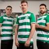 Shamrock Rovers back in Umbro for new home kit