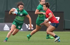 Mulhall misses out on Dubai Sevens squad with injury