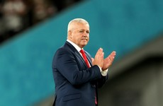 Wales re-name entrance at Principality Stadium in honour of ex-coach Gatland