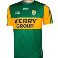 What do you think of the new Kerry GAA jersey?