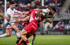 Strong first half sets Ulster on path to victory over Scarlets