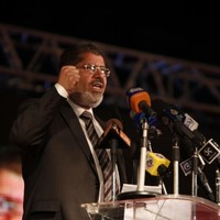 Egypt: Muslim Brotherhood claim election win as army accused of 'coup'