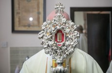 The Vatican has returned a relic believed to be from Jesus' manger to the Holy Land