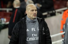 Ljungberg remaining coy about taking Arsenal job full-time