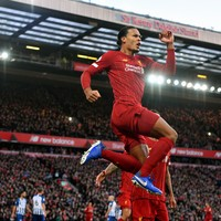 As it happened: Liverpool v Brighton and Hove Albion, Premier League