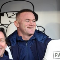 Rooney takes his place on bench for Derby as their Ireland U21 international Jason Knight looks for inspiration